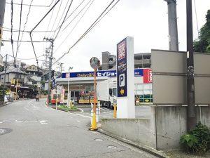 上大岡駅からギャラリーまでの道順