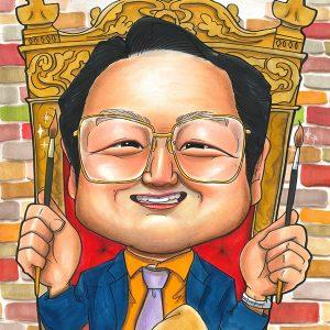 画家・吉野寛